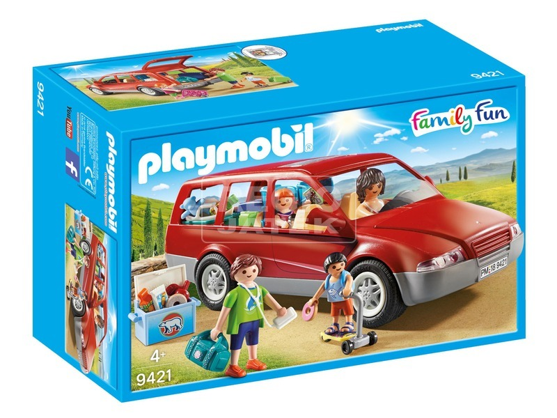 Playmobil Családi kombi 9421