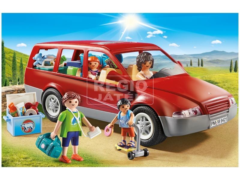 kép nagyítása Playmobil Családi kombi 9421