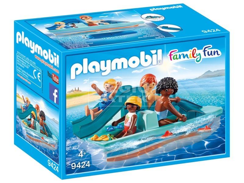Playmobil Vizibicikli 9424