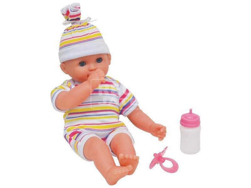 kép nagyítása Baba, Little Sweerie, 30 cm alvós szemű baba kiegészítőkkel