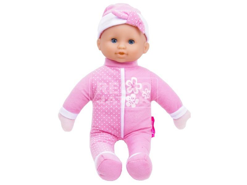 My First Baby puhatestű baba - 30 cm, többféle