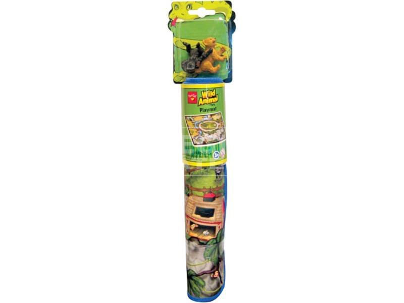 Wild Animal Park játszószőnyeg - kicsi
