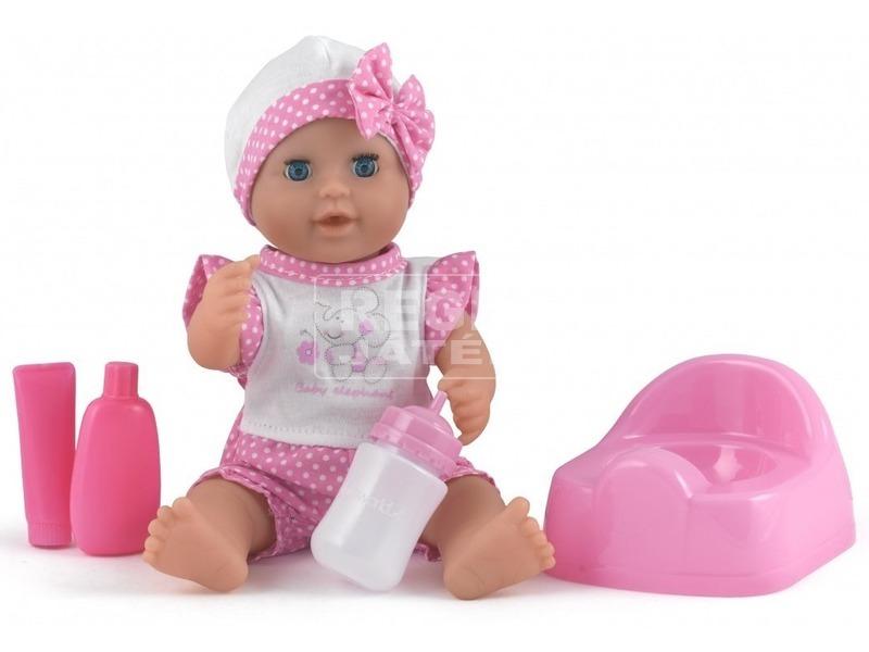 kép nagyítása Baby Dribbles pisilő baba - 25 cm