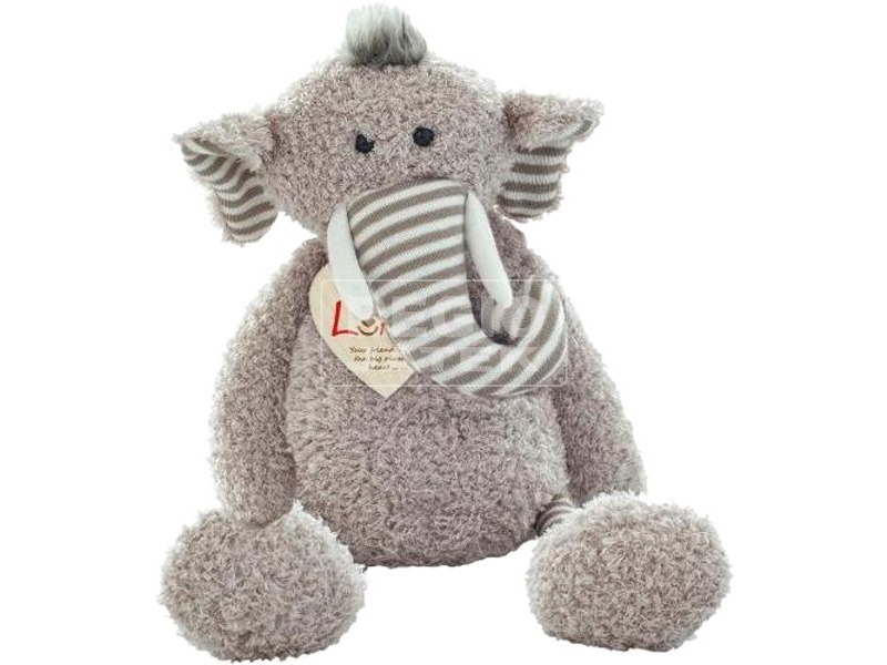 Lumpin elefánt plüssfigura - 27 cm