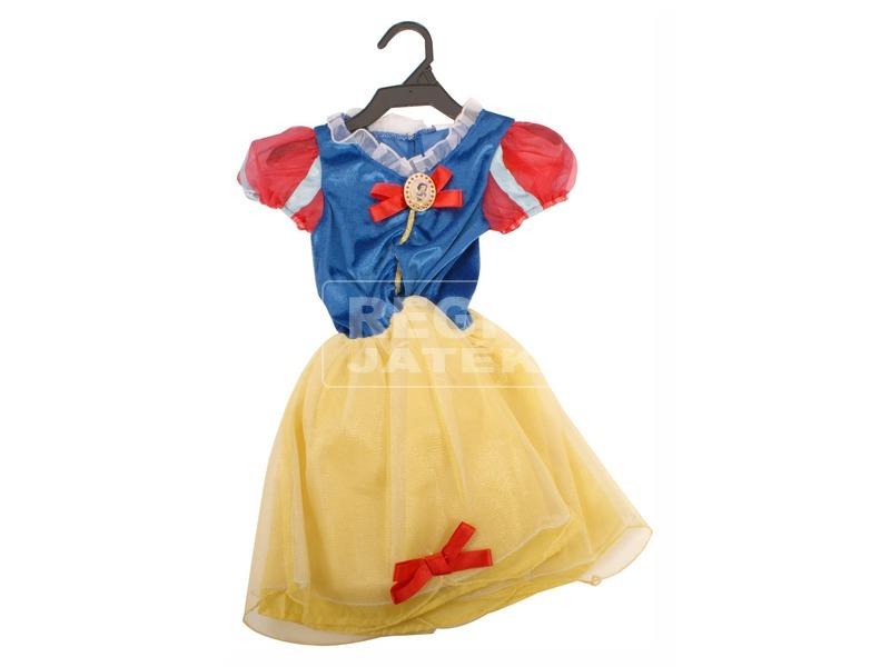 Disney hercegnők Hófehérke jelmez - 92-104 cm