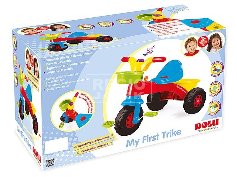 Első triciklim - 65 x 50 x 46 cm