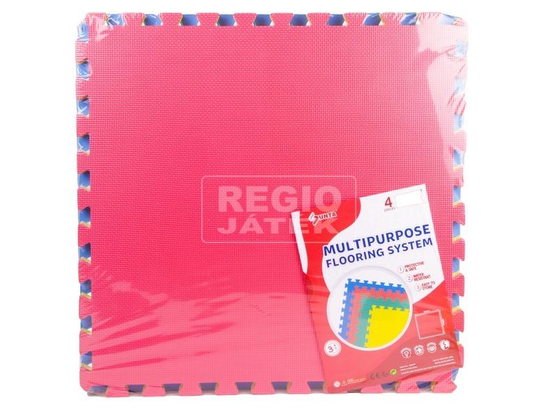 18f9f8d7b3 REGIO Játék   Egyszínű habszivacs 4 db-os óriás fitnesz szőnyeg