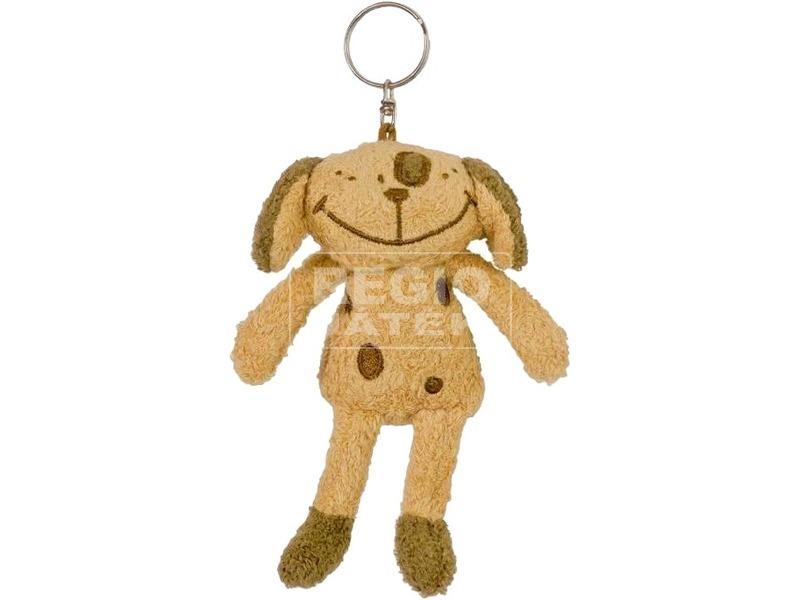 Lumpin kutyus kulcstartó plüssfigura - 13 cm