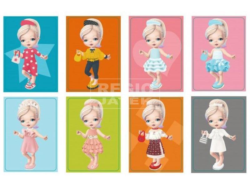 kép nagyítása Mágneses babaöltöztető puzzle