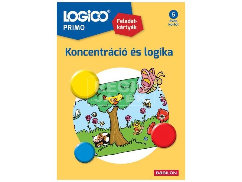 Logico Primo Koncentráció és logika