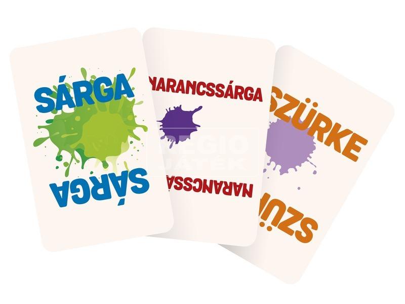 kép nagyítása Color Addict kártyajáték