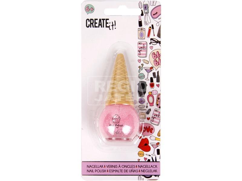 Create It körömlakk fagyi üvegben - többféle