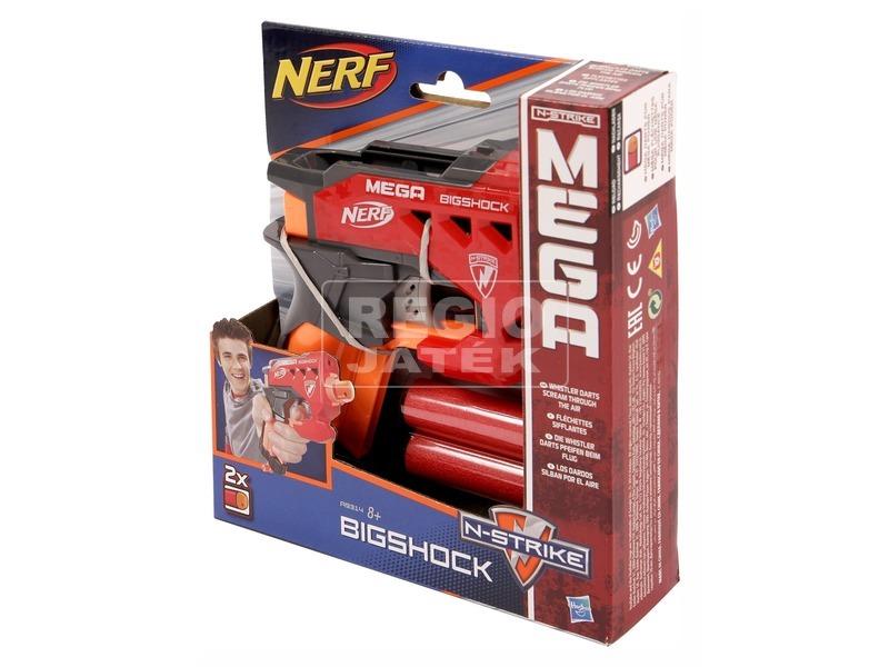 kép nagyítása NERF N-Strike Mega Bigshock szivacslövő pisztoly