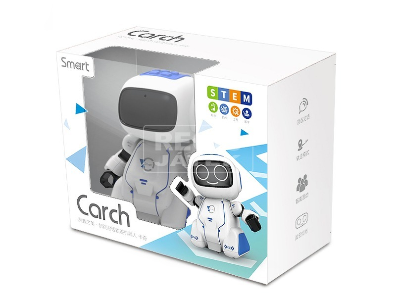 Carch az interaktív robot