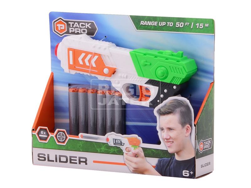 Tack Pro szivacslövő pisztoly - 19 cm
