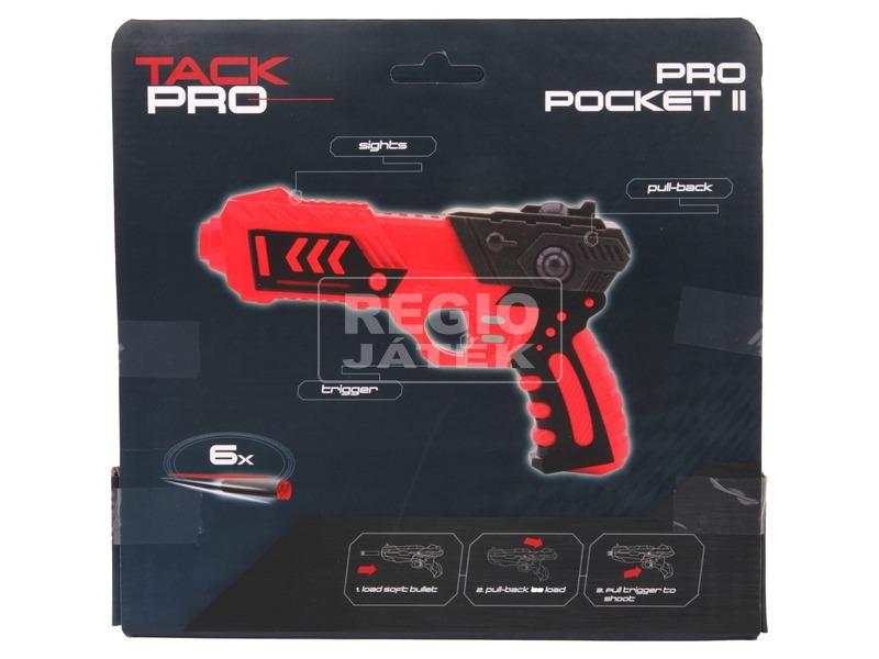 kép nagyítása Tack Pro szivacslövő pisztoly - 19 cm