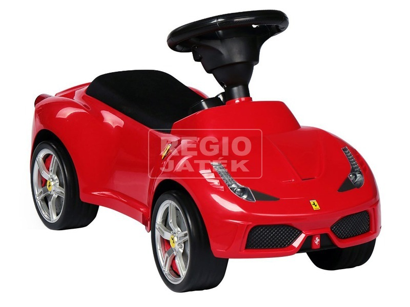 Lábbal hajtható autó