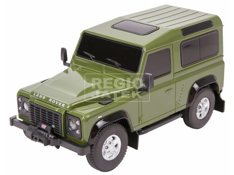 kép nagyítása Land Rover távirányítós autó - 1:24, többféle