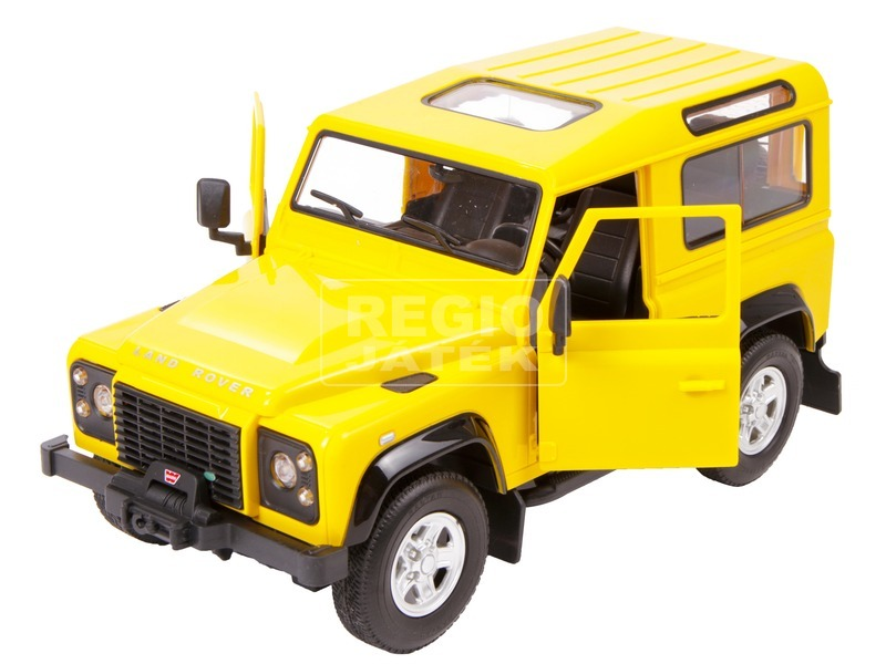 kép nagyítása Land Rover távirányítós autó - 1:14, többféle