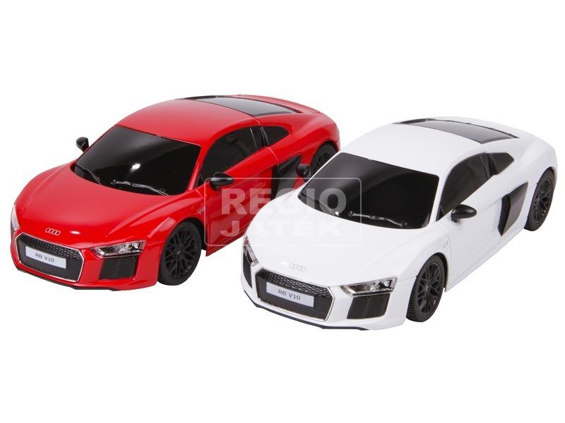 Audi R8 2015 távirányítós autó - 1:24, többféle