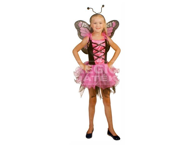 Lepke jelmez - rózsaszín, 5-8 éves korig