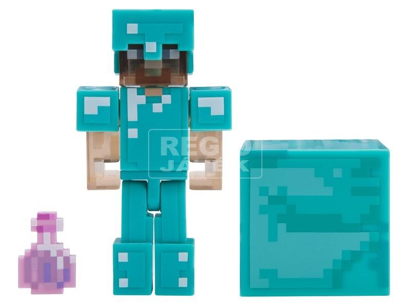 kép nagyítása Minecraft Alex figura bájitallal - 8 cm
