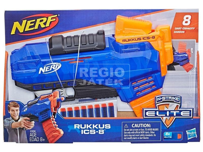 NERF N-Strike Elite Rukkus szivacslövő fegyver
