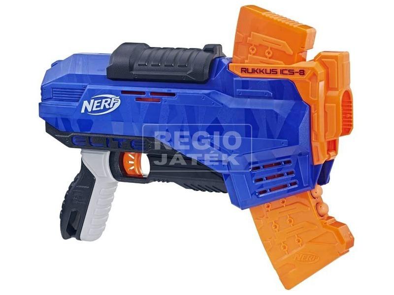 kép nagyítása NERF N-Strike Elite Rukkus szivacslövő fegyver