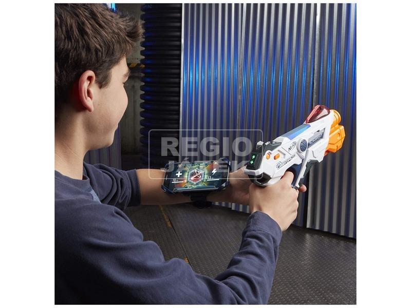 kép nagyítása NERF Laser Ops Trial Driver fegyver