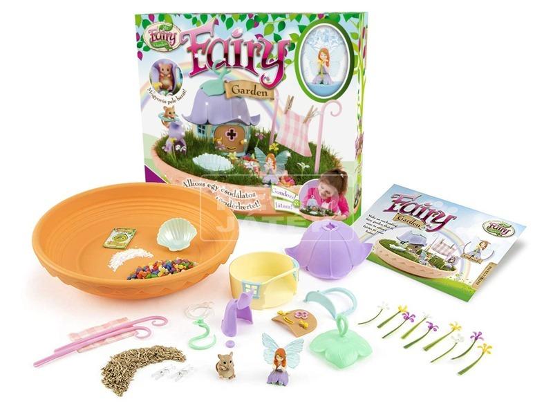kép nagyítása My Fairy Garden - Virágos ház