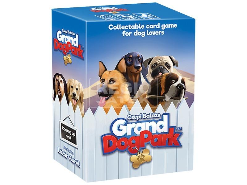 Grand Dog Park kutyaimádó társasjáték