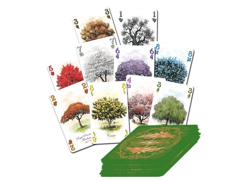 kép nagyítása Arboretum társasjáték