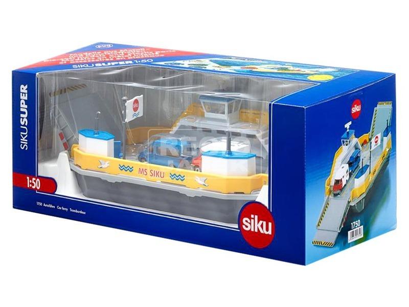 kép nagyítása SIKU Autószállító komp 1:50 - 1750