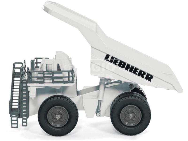 Liebherr bányász