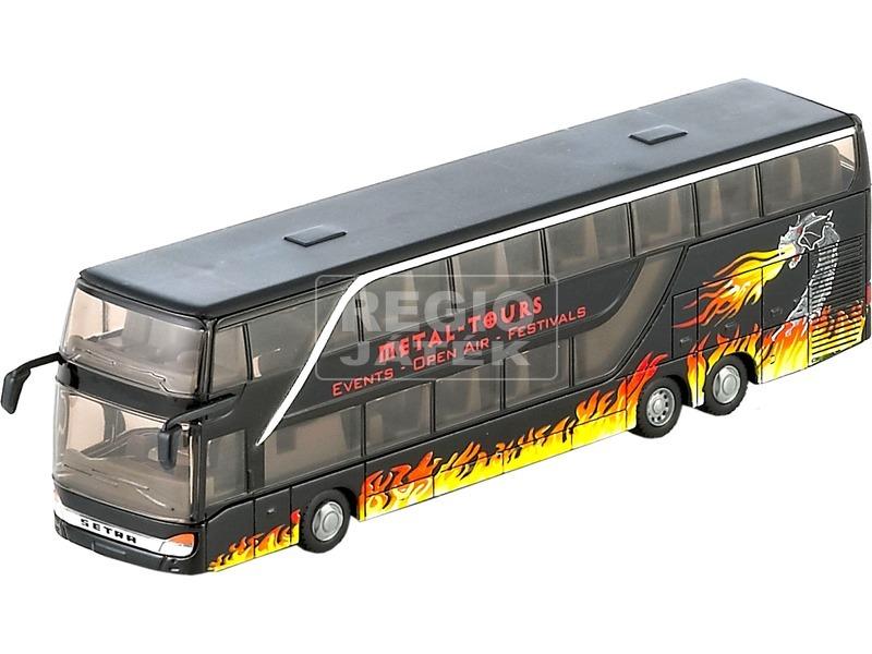 Siku: kétemeletes turnébusz 1:87