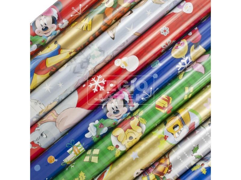 Csomagoló papír Disney 20070cm karácsonyi
