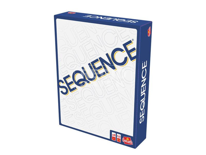 Sequence Classic társasjáték kék