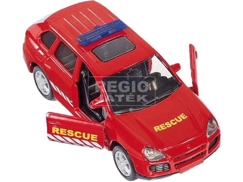 kép nagyítása SIKU Tűzoltó autó légpárnással 1:55 - 2549
