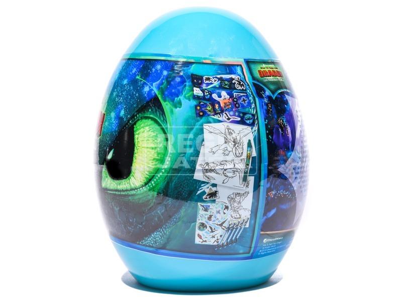 kép nagyítása Így neveld a sárkányodat meglepetés tojás