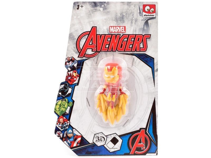 kép nagyítása Marvel 3D radír figura - többféle