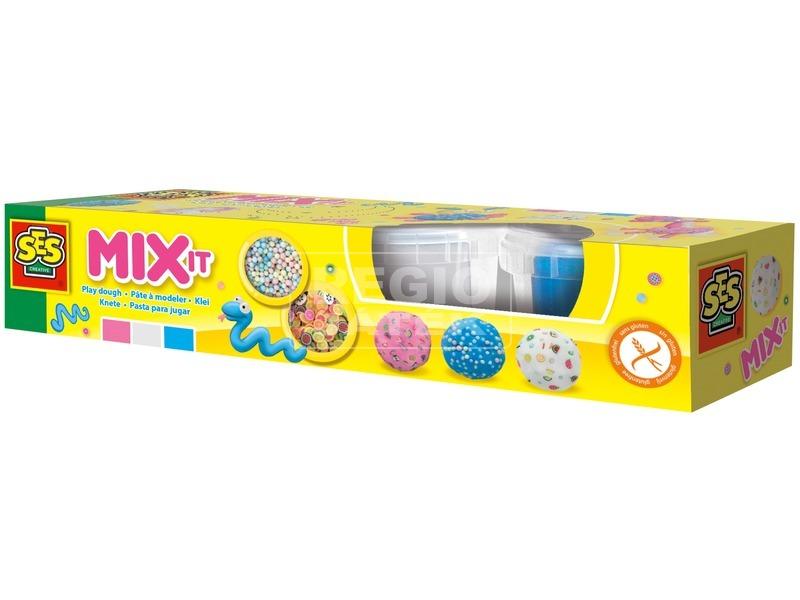 Mix It keverhető gyurmakészlet
