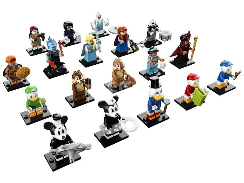 kép nagyítása LEGO® Minifigures Disney minifigurák 71024