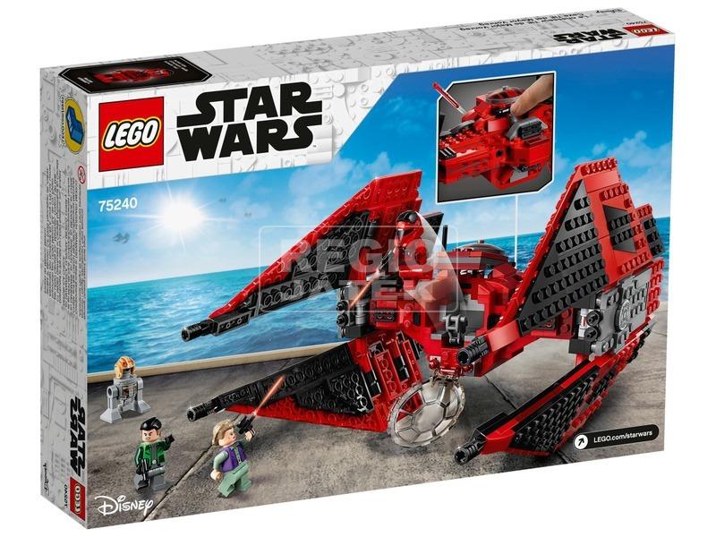 kép nagyítása LEGO® Star Wars Vonreg őrnagy TIE vadásza 75240
