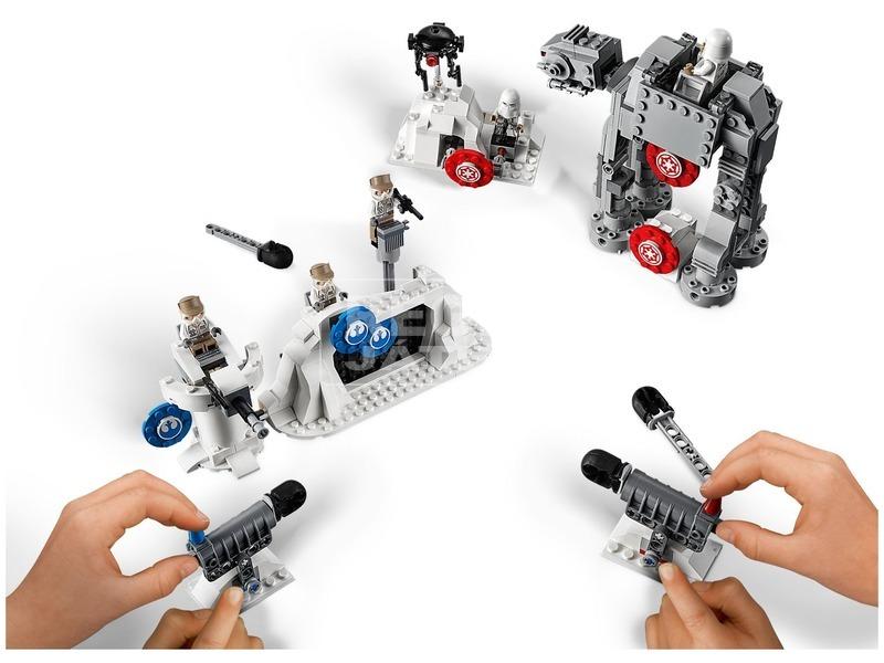 kép nagyítása LEGO® Star Wars Echo bázis 75241