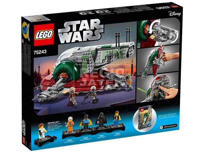 kép nagyítása LEGO® Star Wars Slave I űrhajó 75243