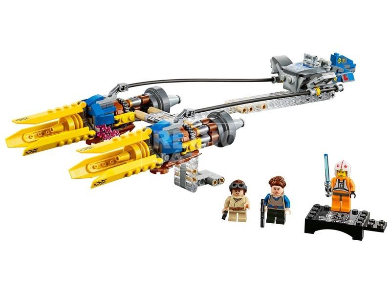 kép nagyítása LEGO® Star Wars Anakin versenyfogata 75258