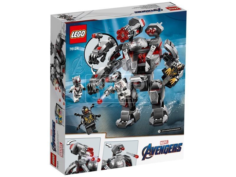 kép nagyítása LEGO® Super Heroes Hadigép romboló 76124