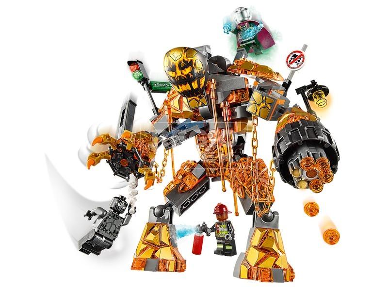kép nagyítása LEGO® Super Heroes Olvasztár csatája 76128