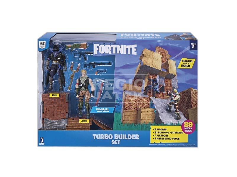 Fortnite Turbo építő készlet