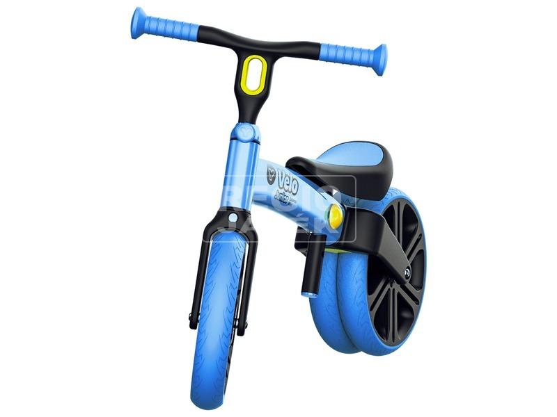 kép nagyítása Y Velo Junior futóbicikli - kék, 45 cm